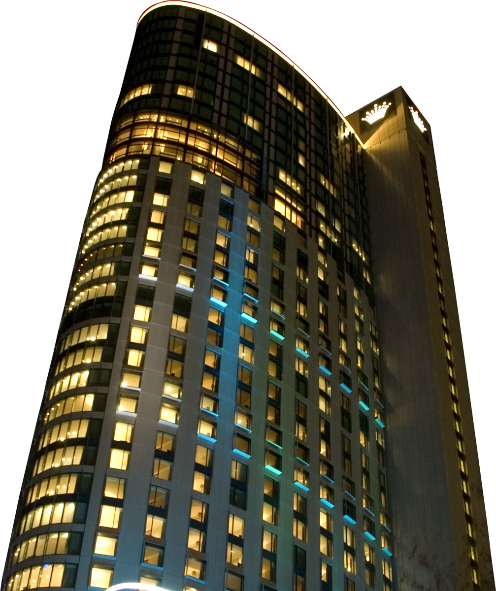 Lightmoves - Crown Casino - Lighting Control & Automation - Philips Dynalite