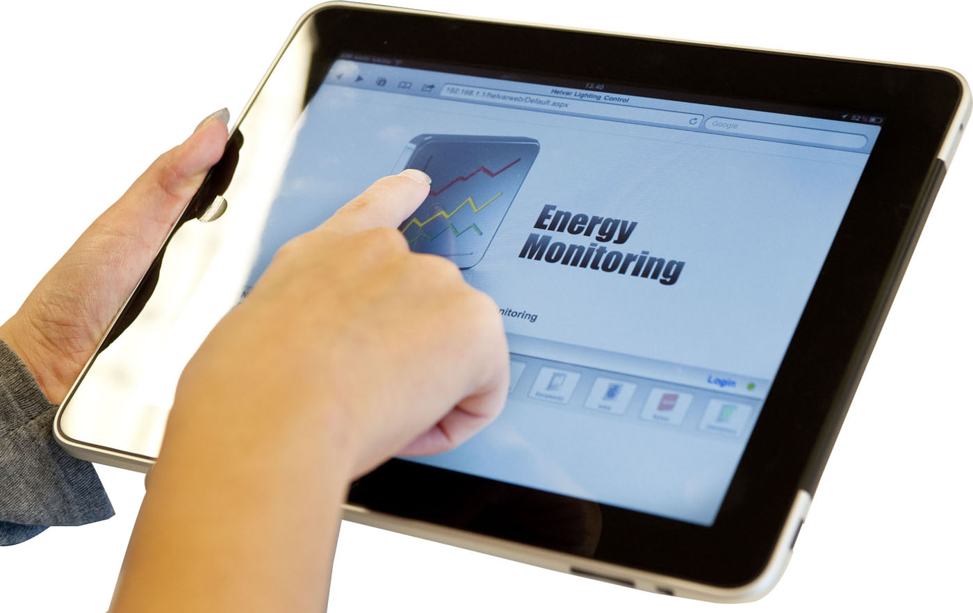 Lightmoves - Helvar - Energy Monitoring - Lighting Control & Automation