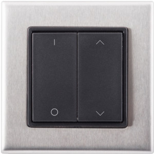 Helvar EnOcean dual-rocker switch. Wireless lighting Control.
