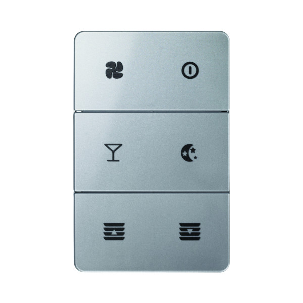 Philips Dynalite Antumbra Button PABPA