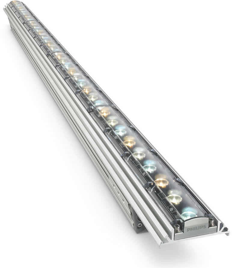 LED and Feature Lighting - Philips ColorKinetics - Lightmoves