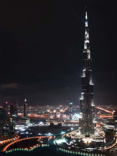 Philips Dynalite - Burj Khalifa - Lighting Control