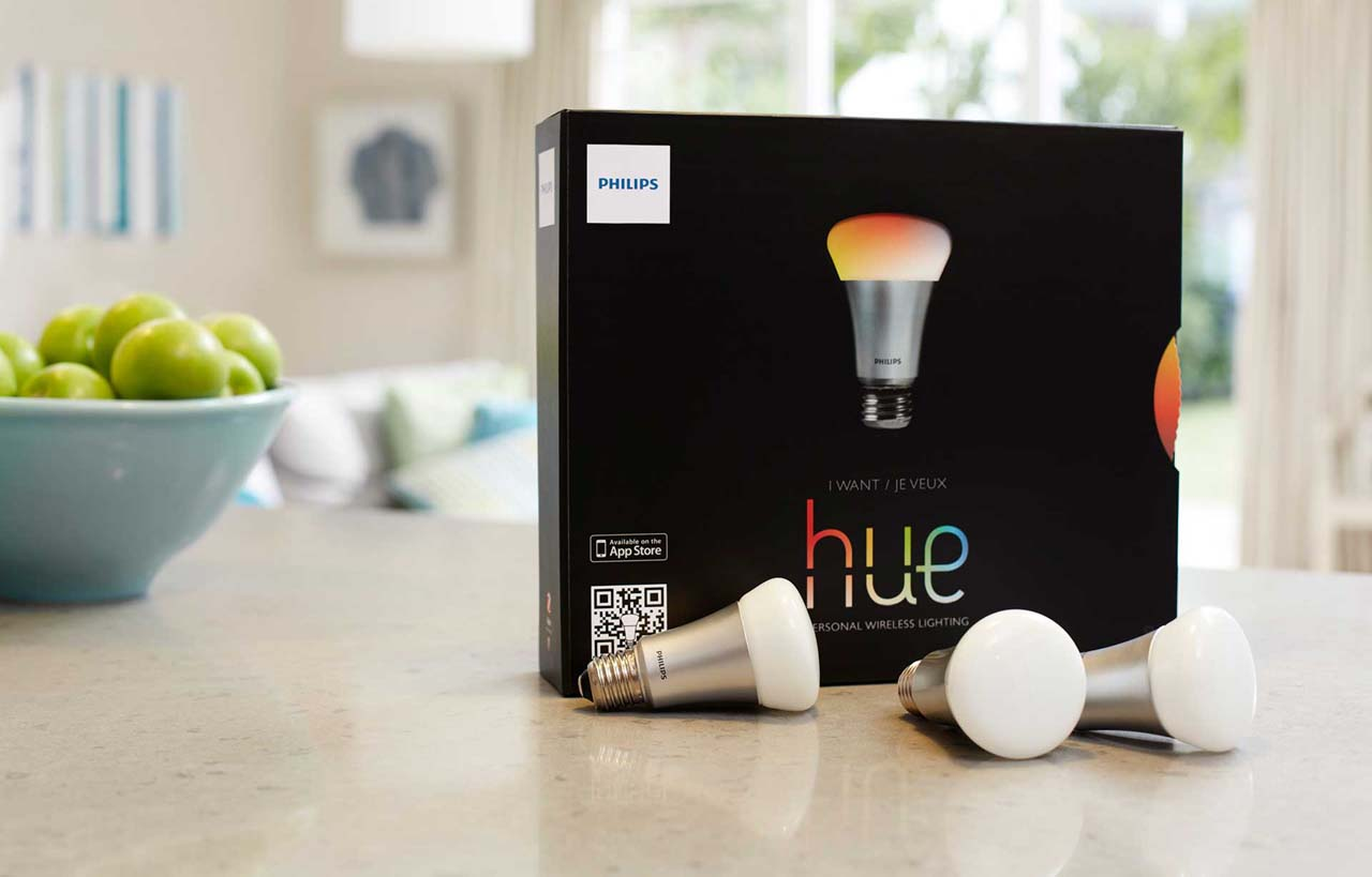 Philips Hue now integrates with Philips Dynalite
