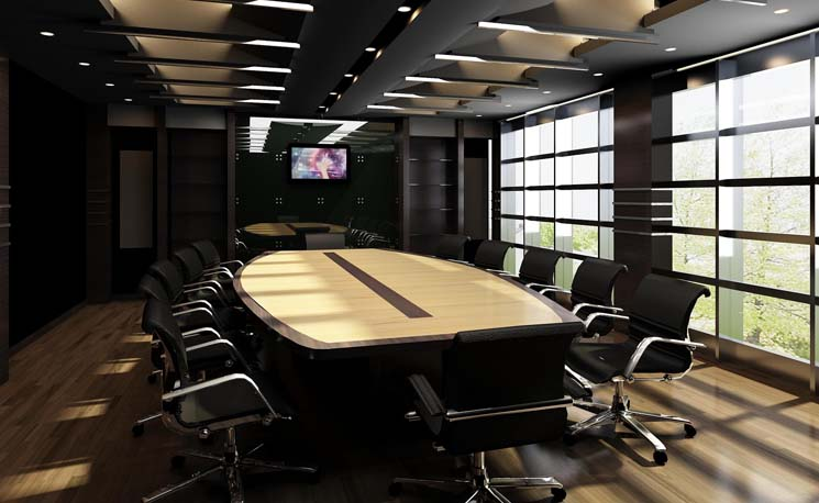 Lighting Sensors - Network Sensors - Meeting Room - Presentation Room