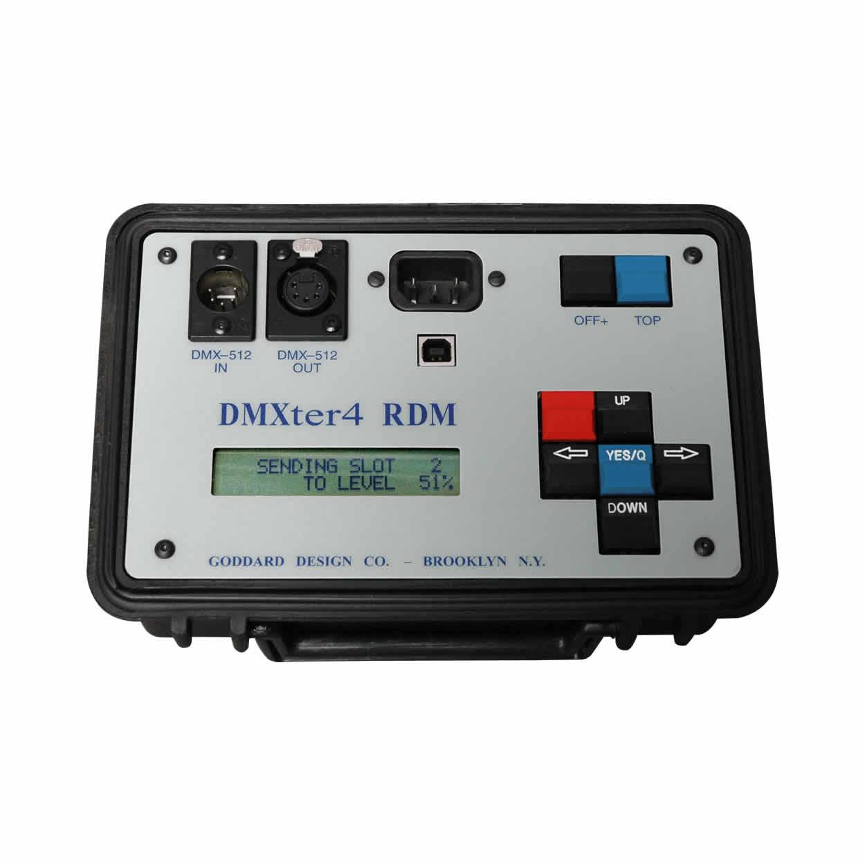 DMXter4 RDM