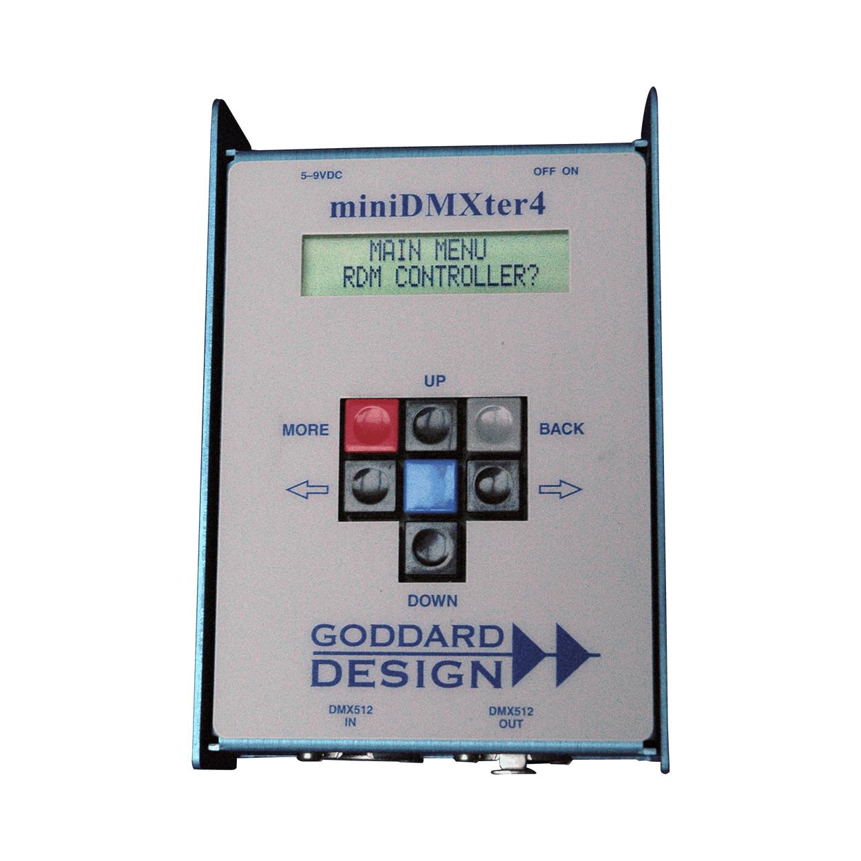 miniDMXter4
