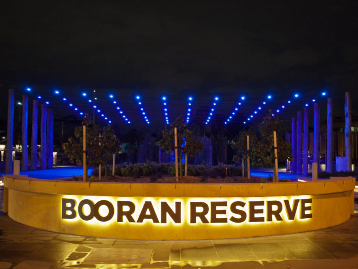 Project Showcase: Booran Reserve