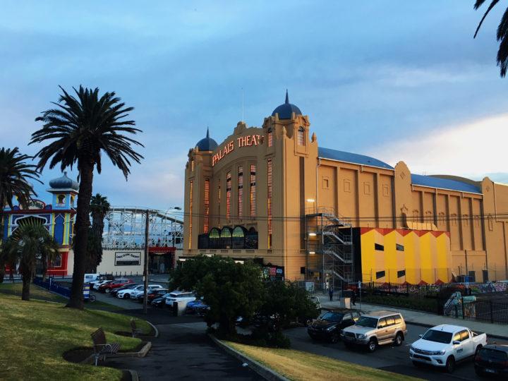 Palais Theatre Celebrates Its 90th Birthday