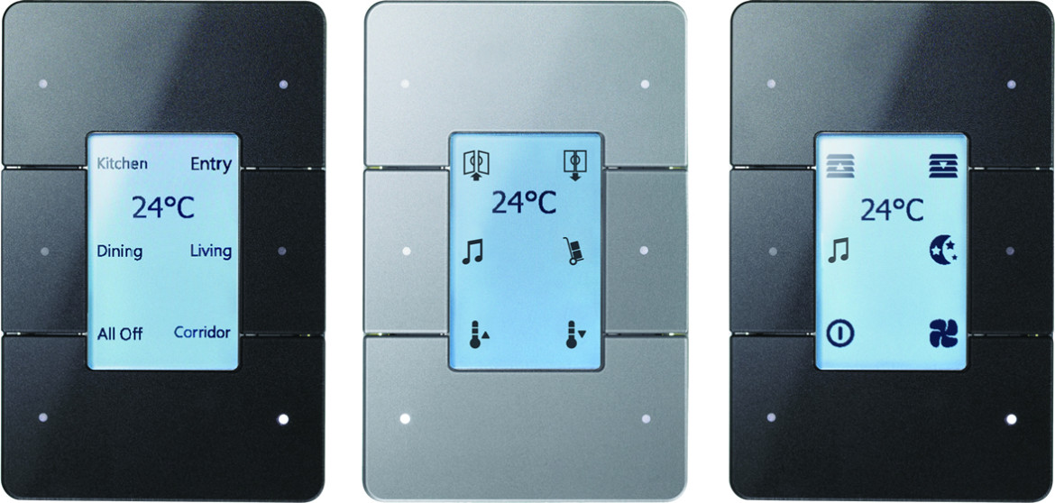 Philips Dynalite Antumbra Display - Lighting Control & Automation