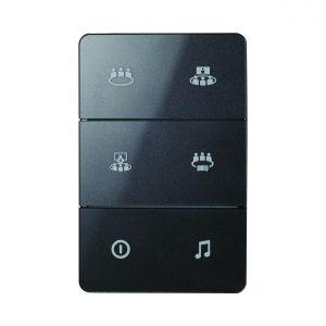 Philips Dynalite Antumbra Button PA6BPA
