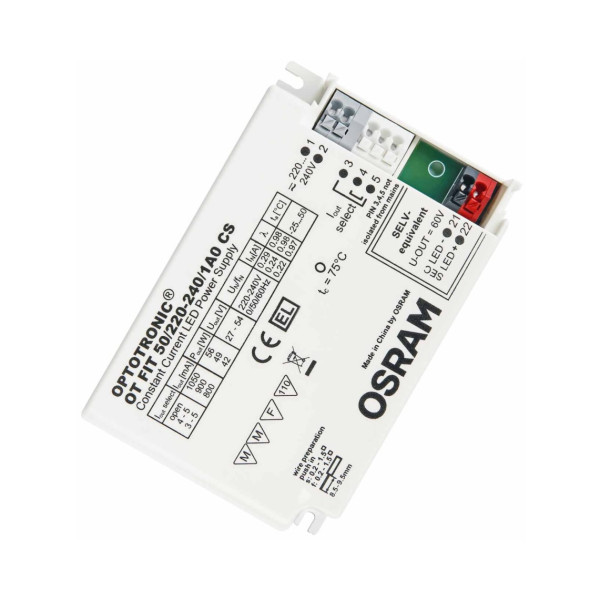 osram optotronic fit compact led driver