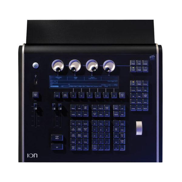 Theater Light Control System: Lightmoves
