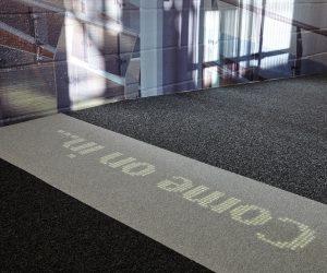 Philips Luminous Carpet