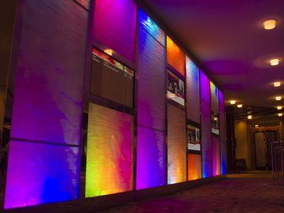 Grand Hyatt LED Wall