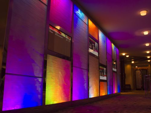 Grand Hyatt LED Wall