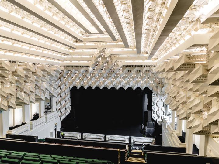 RMIT Capitol Theatre Restoration